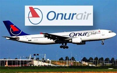 Onur Air Müşteri Hizmetleri İletişim Numarası